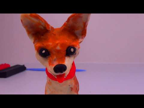 chihuahua-puppy-(clay-toy-making)