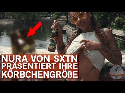 Nach Nippelblitzer – Nura verrät ihre Körbchengröße!