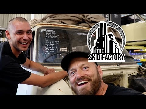 THE SKID FACTORY - Barra Powered Bedford Van [EP12]