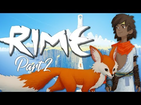 Nastavljamo Avanturu! RIME - Gameplay Walkthrough Part 2