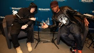NEW EMINEM FREESTYLE 2015 - DISSES AZEALIA BANKS, BILL COSBY & BRUCE JENNER - SWAY