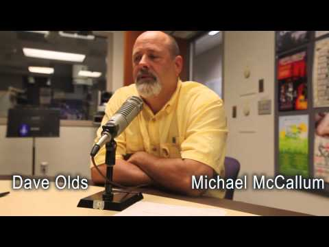 Filmmaker Michael McCallum & Photojournalist /Author Dave Olds