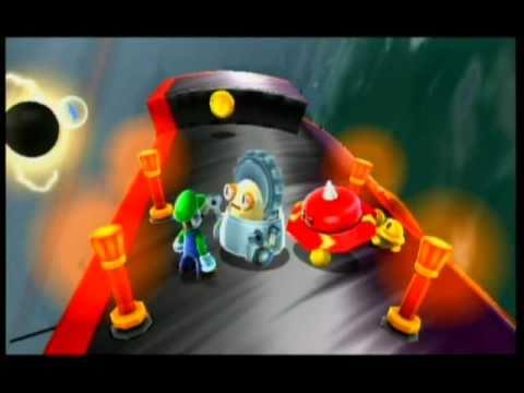 Super Mario Galaxy 2 - C'mere, Topman
