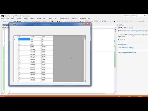 C# DataGridView Pagination Tutorial