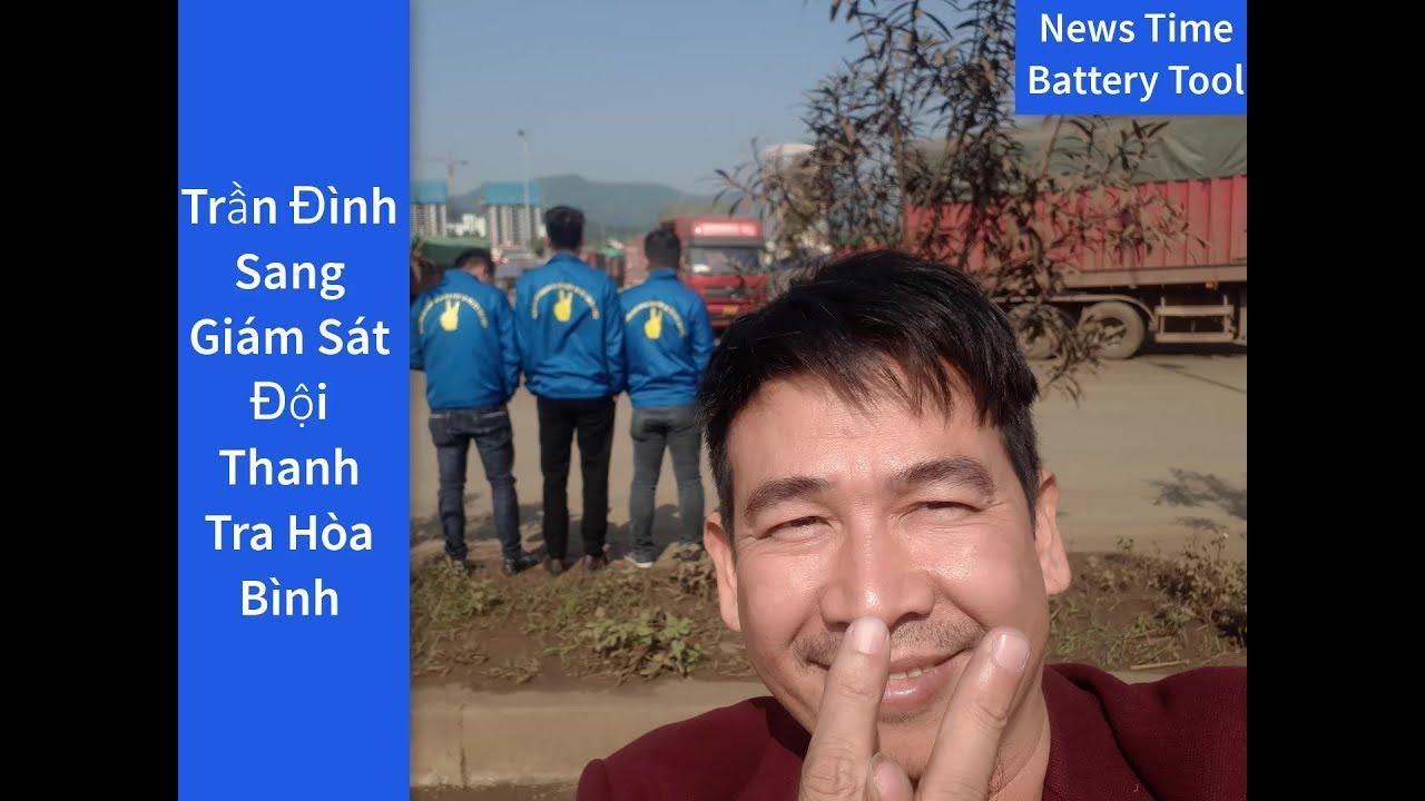 Trần Đình Sang: Một Mình Giám Sát Đội Thanh Tra Hòa Bình