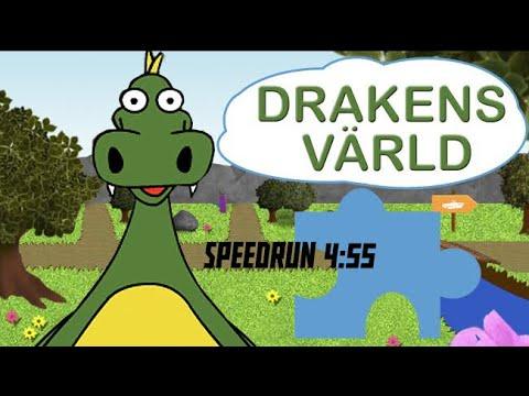 Drakens Vrlds Speedrun 4 Min 55 Sek