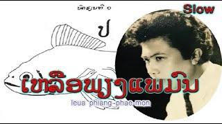 ເຫລືອພຽງແພມົນ  -  ຮ້ອງໂດຍ :  ພົມມະ ພິມມະສອນ  -  Phomma PHIMMASONE  (VO) ເພັງລາວ ເພງລາວ lao song