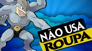 Bizarro - Nenhum Pokémon Nasce/Evolui com Roupa