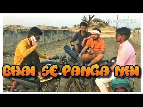 Bhai Se Panga Nhi | The Tushar Sharma || TTS