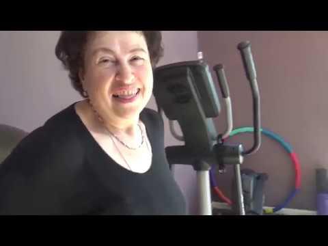 Женские тренировки после 40, 50 лет... Похудела на 20 кг!