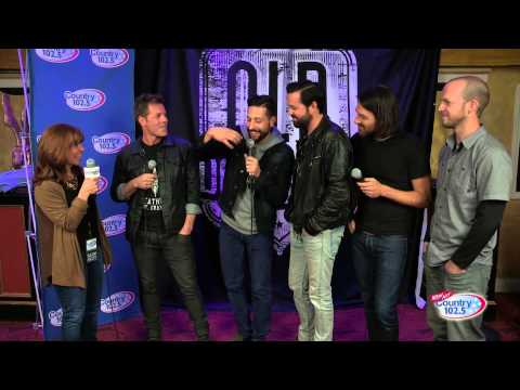 Old Dominion Interview