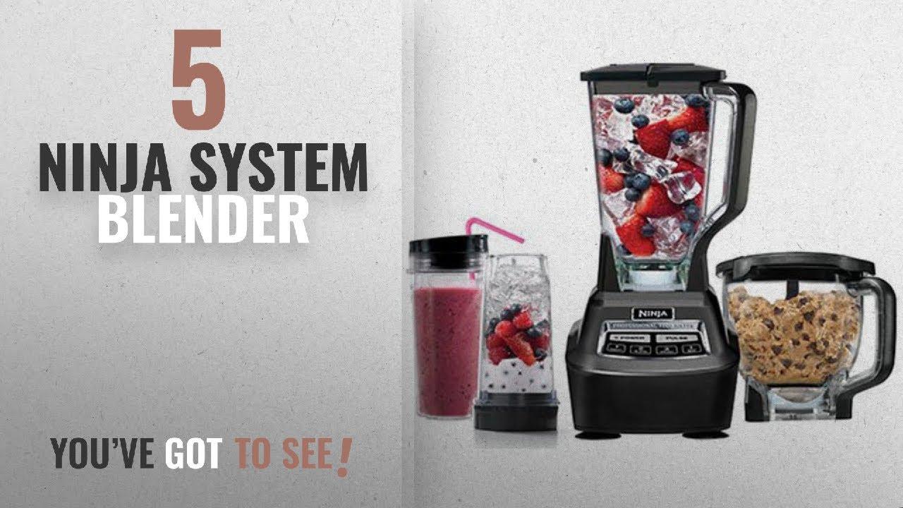 Superior Ninja Mega Kitchen System 1500 Vs Vitamix Wow Blog