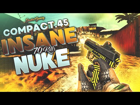 [Bullet Force] Compact.45 Nuke w 70 Insane Kills - Subscriber's Request
