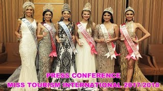 Press Conference Miss Tourism international 2017