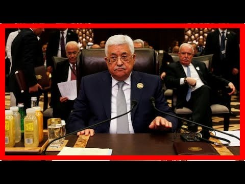 Latest News - The decision shatters the old guard Palestinian jerusalem Trumps