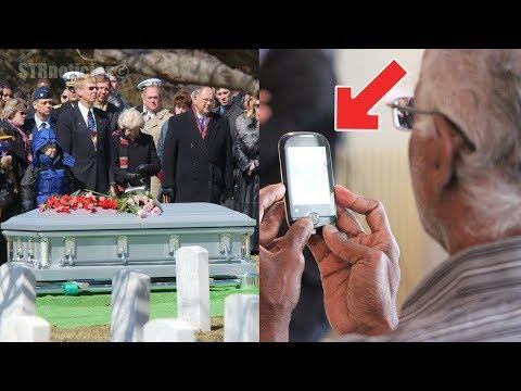 Der Vater beerdigt seinen Sohn.Doch 11Tage nach der Beerdigung erhält er einen überraschenden Anruf