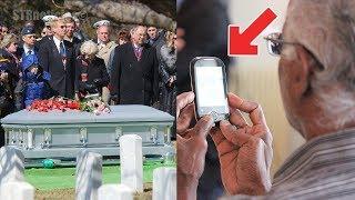 Der Vater beerdigt seinen Sohn.Doch 11Tage nach der Beerdigung erhält er einen überraschenden Anruf thumbnail
