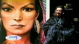 """Sara Montiel y María Félix (""""Sartísima"""" habla sobre """"La Doña"""" María Félix"""