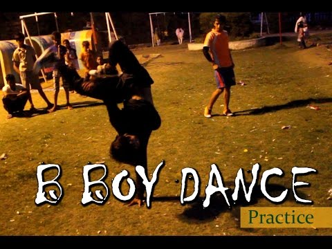Nepali boys ! B Boy Dance Practice in India