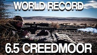 Longest Recorded Shot w/ 6.5 Creedmoor: How Far Will it Go??