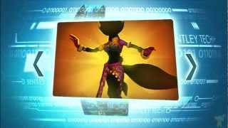 Sly Cooper: Thieves in Time - Carmelita