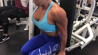 Трицепс в машине/ Triceps press