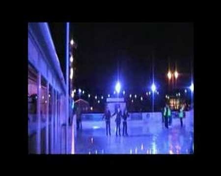 Ice Skating in Cambridge