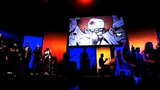 Gorillaz - Demon Days (Full Concert)