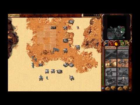 Прохождение игры Dune 2000 - Дюна 2000. Серия 2. .