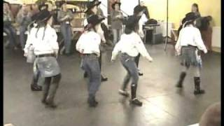 Country Line Dance -  Fais Do Do - Charlie Daniels