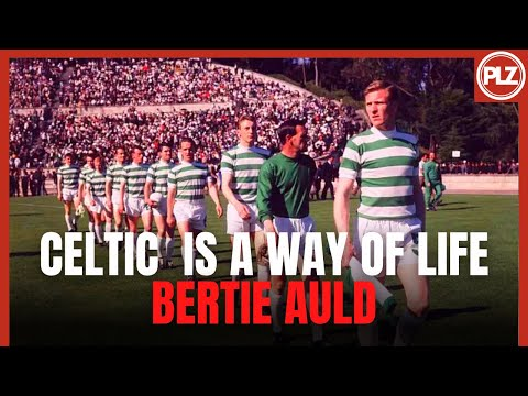 Bertie Auld Part 1 - Legends Special