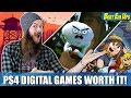 10 GREAT PS4 Digital Games That Are WORTH The Price!