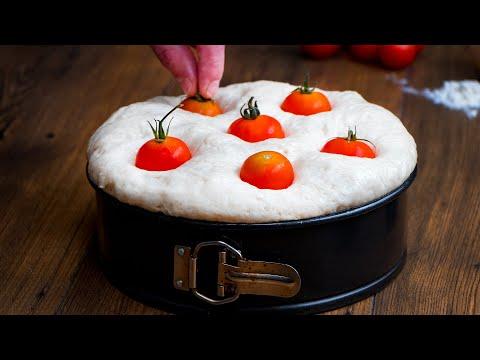 la-recette-de-pain-la-plus-moelleuse-de-tous-les-temps-:-focaccia-aux-tomates|-cookrate---france