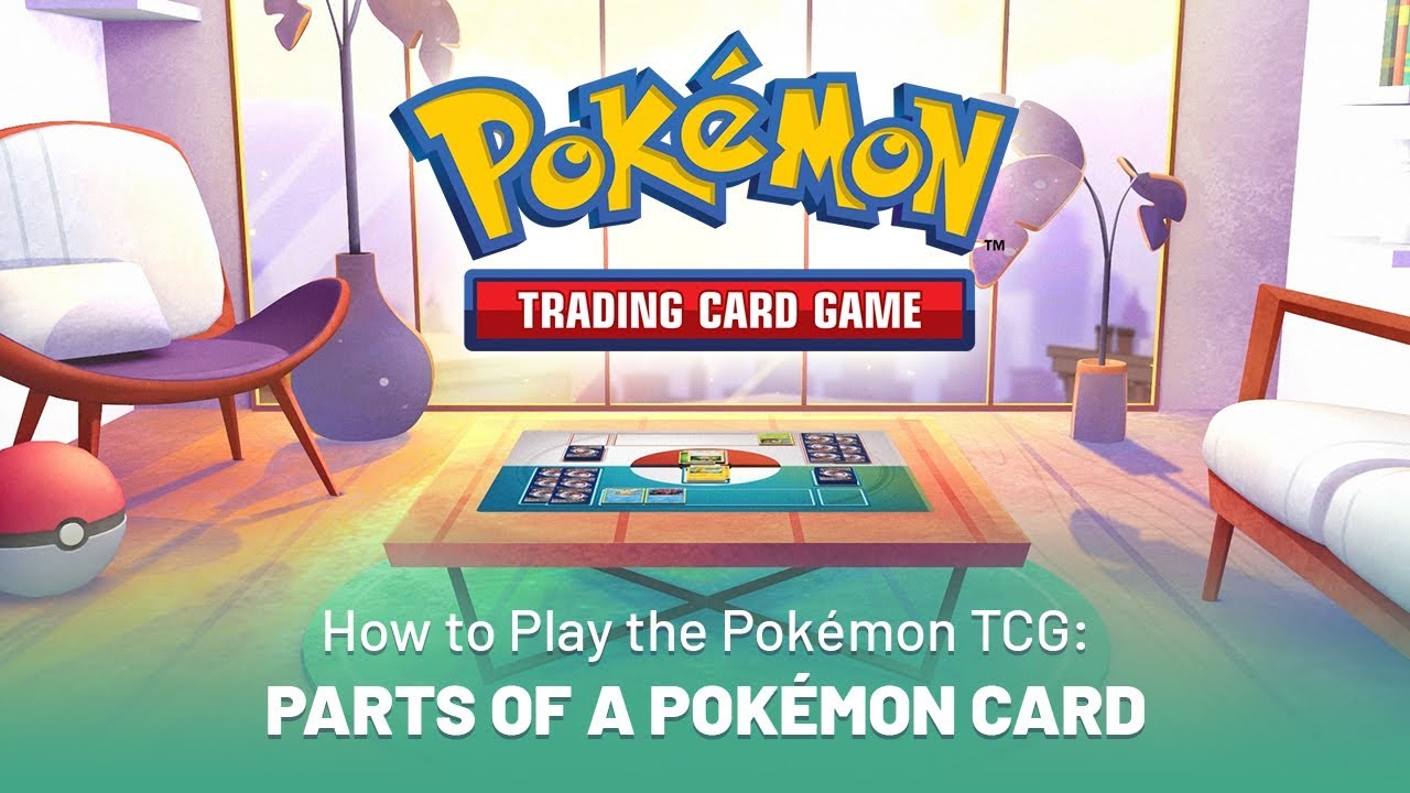 picture regarding Printable Pokemon Trading Cards referred to as How towards Enjoy the Pokémon TCG: Components of a Pokémon Card