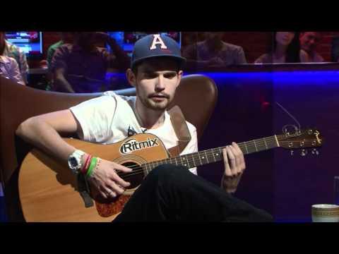 Noize MC фристайл на Минаев Live 18/06/2012 (HD)