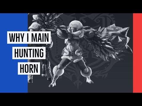 MHW: Iceborne   Why I Main Hunting Horn!