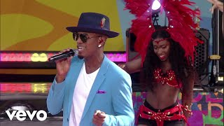 Ne-Yo, Stefflon Don - PUSH BACK (Live On Good Morning America)