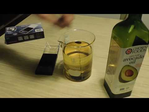 Yensid presents: How to make your own Carbon 60 Avocado BuckyOil