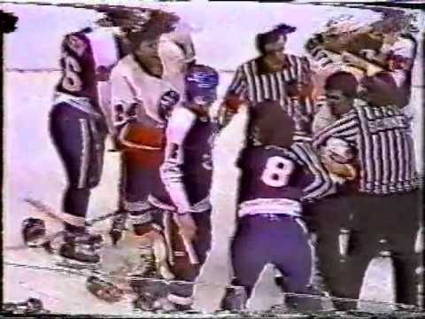 New York Islanders Dynasty Era Fights