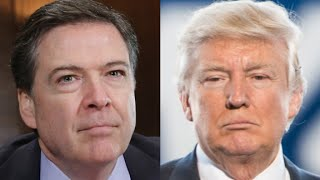 Trump to NYT: Comey used dossier for leverage