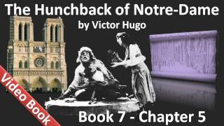 Book 07 - Chapter 5 - The Hunchback of Notre Dame by Victor Hugo - The Two Men Clothed in Black