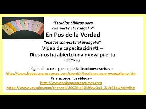 Estudio Bíblico Online - 4/septiembre/2020 from YouTube · Duration:  40 minutes 30 seconds