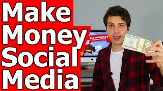 """Here are the 3 universal laws of making money on social media from following networks: facebook, twitter, pinterest, and ). """"selling"""" so..."""