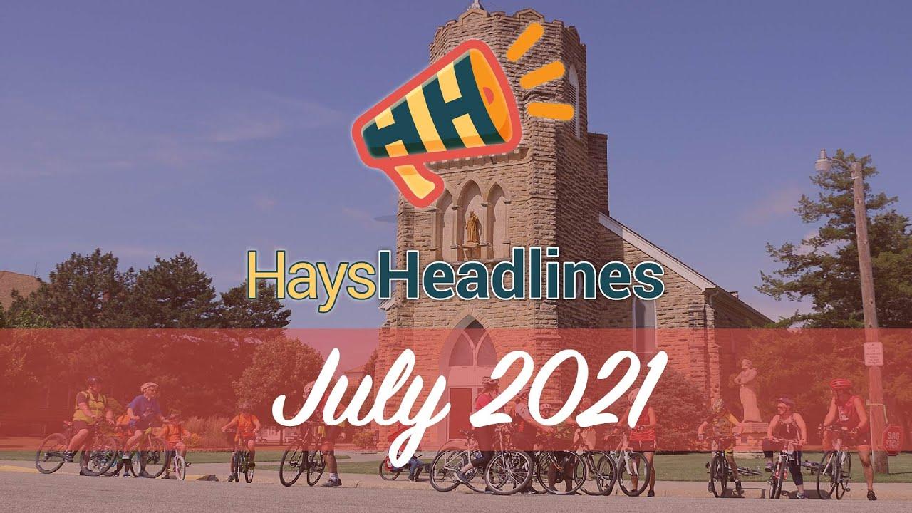 July Hays Headlines