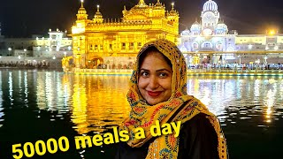 Worlds Largest kitchen | Golden temple amritsar | Daddy goes home