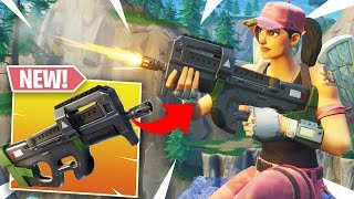 NEW COMPACT SMG & FREE FOUNDERS SKIN! 5.10 UPDATE! (Fortnite: Battle Royale)