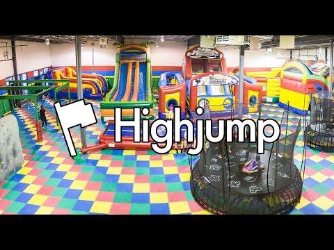 Highjump Inflatable Park (West Jordan, Utah)