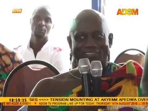 Adom TV News (16-8-18)