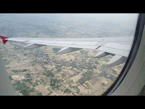 Mumbai to Varanasi Landing by Air India