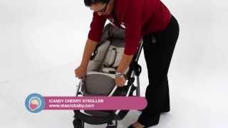 MacroBaby - ICandy Cherry Stroller